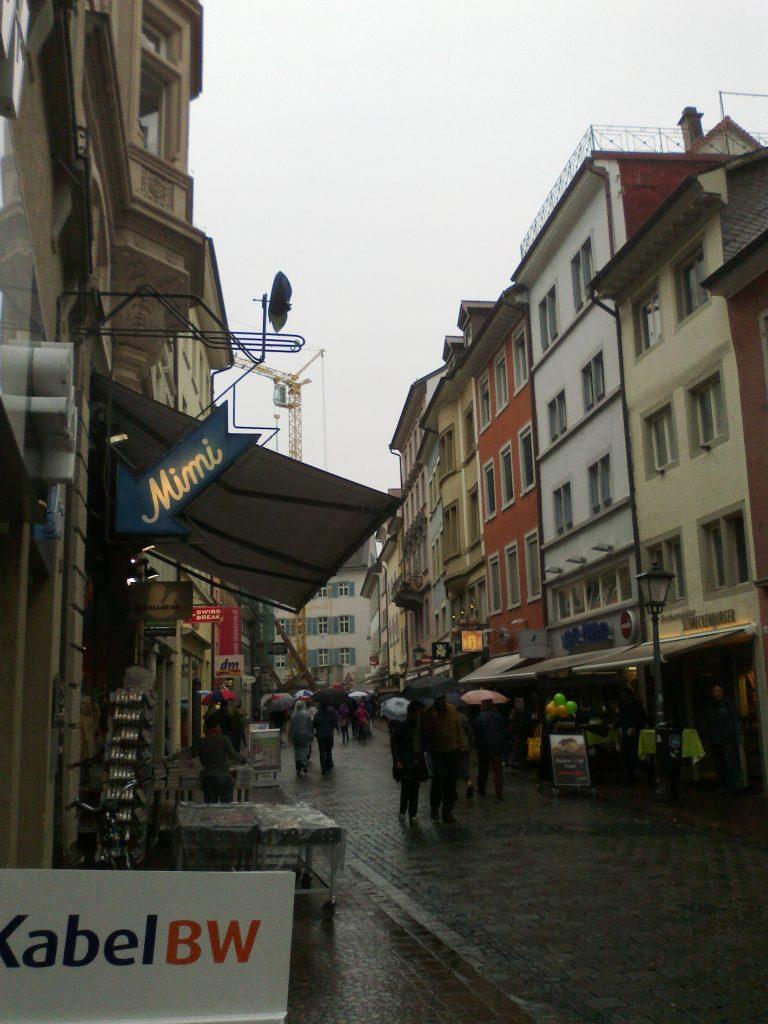 Konstanzer Innenstadt