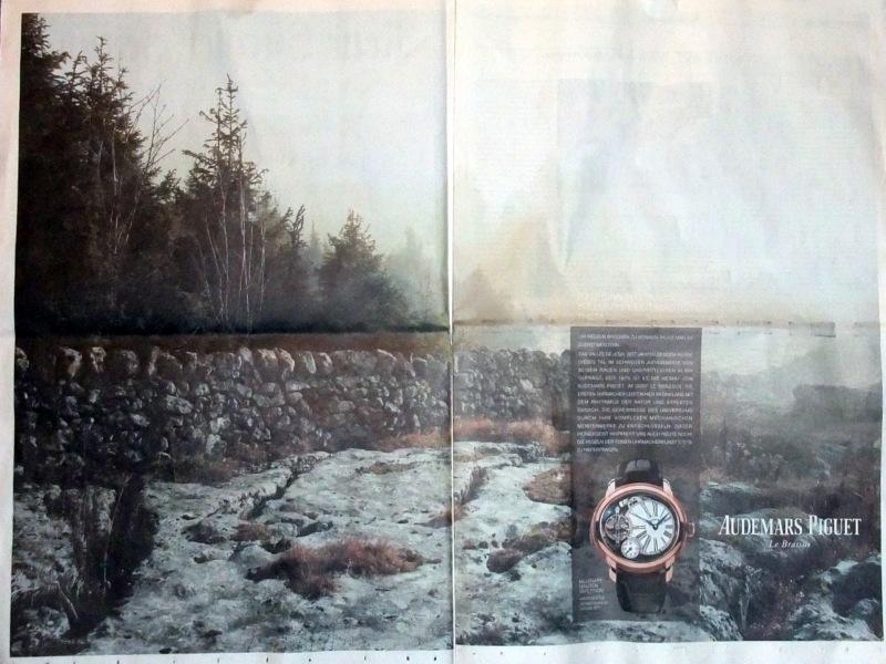 Seite 2/3 der NZZ vom 19.01.2015