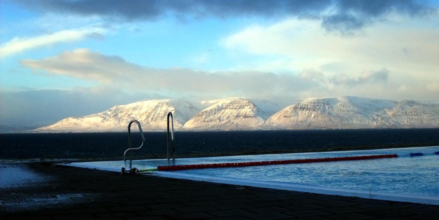 Der beste Pool des Landes.