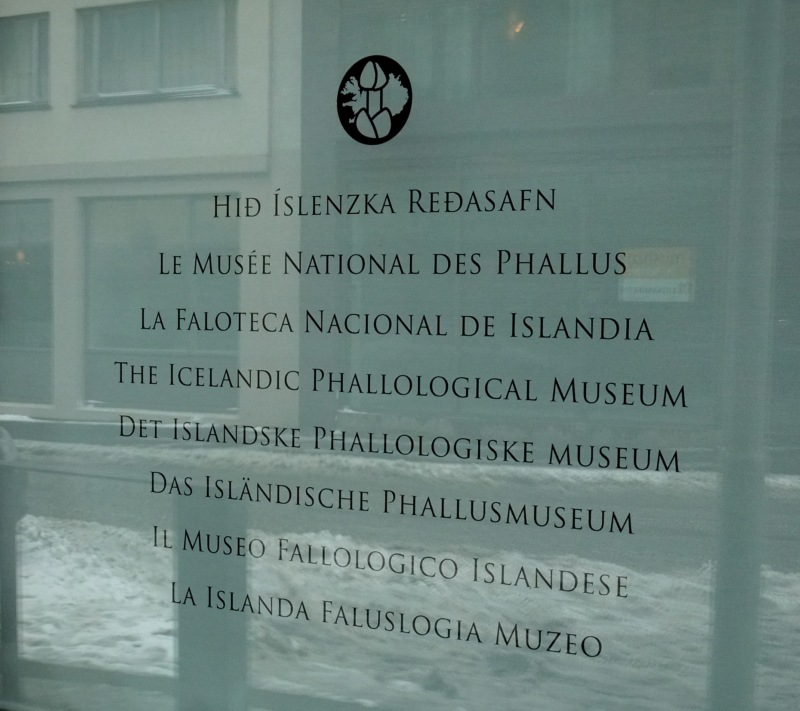 ...vielleicht gibt's drum auch dieses Museum hier.