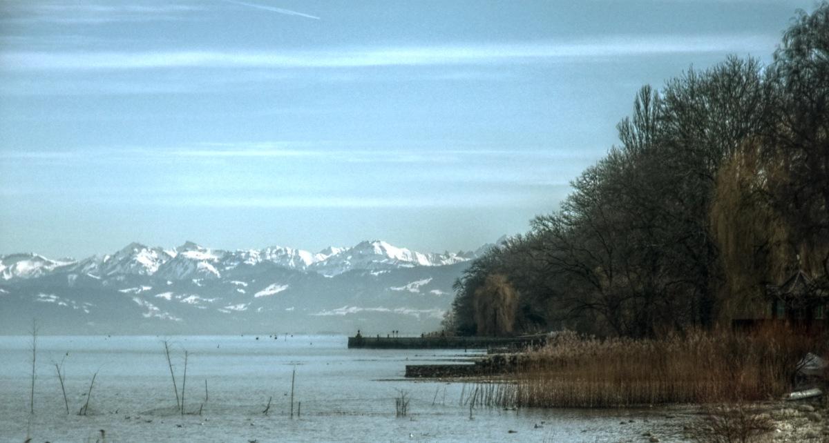Österreichische Alpen.