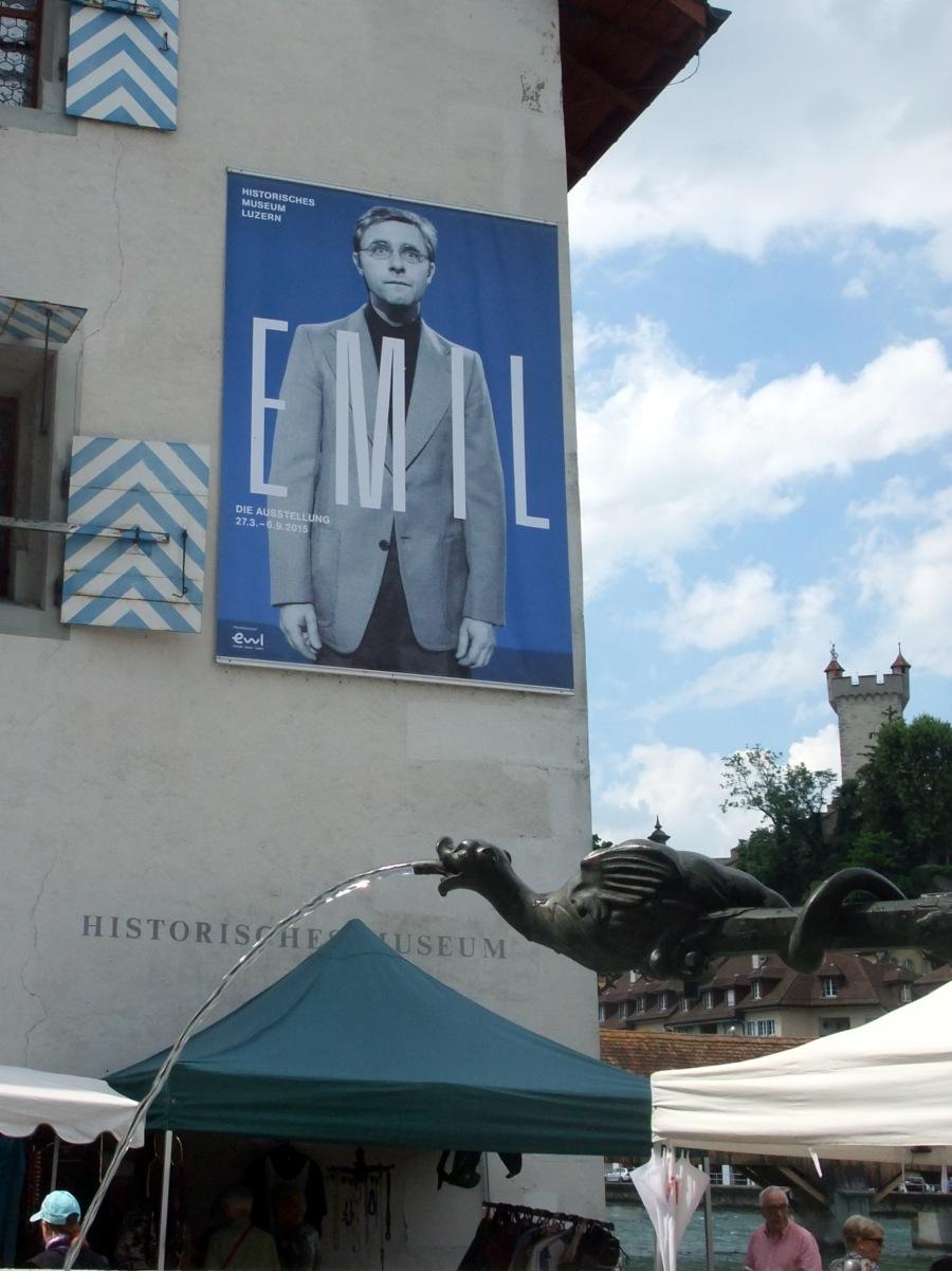 Historisches Museum Luzern, Emil-Ausstellung.