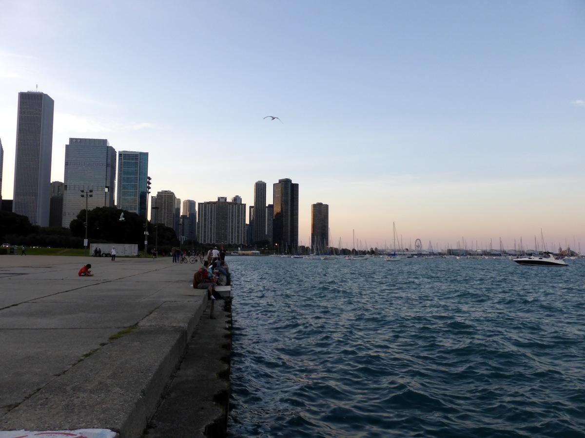 Chicago, Lake Michigan