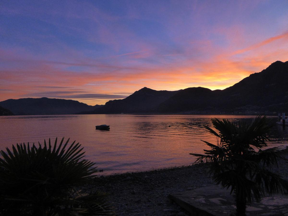 Le Prese — Tirano — Sondrio — Lago di Como